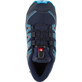 Salomon XA Pro 3D CSWP Shoes Barn navy blazer/mallard blue/hawaiian surf